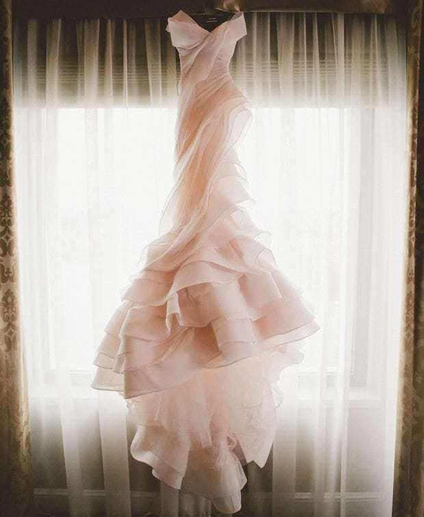 The great wedding dress revolution of '14