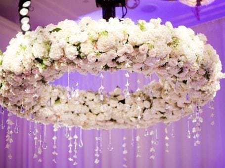 Top 5 Wedding Chandelier ideas we ♥ right now!