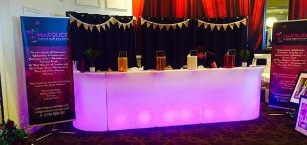 Marquee Mobile Bar And Events