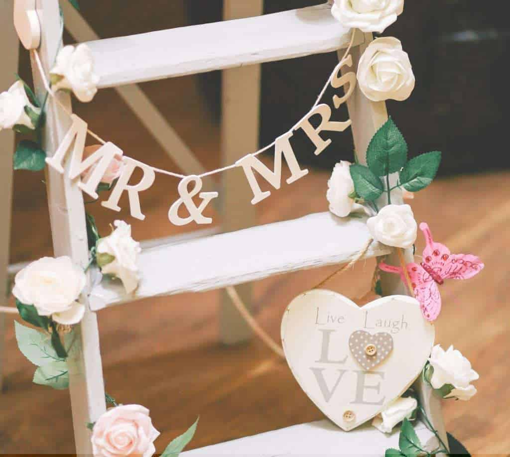 Wedding Decorations Hire Items To Style Your Day