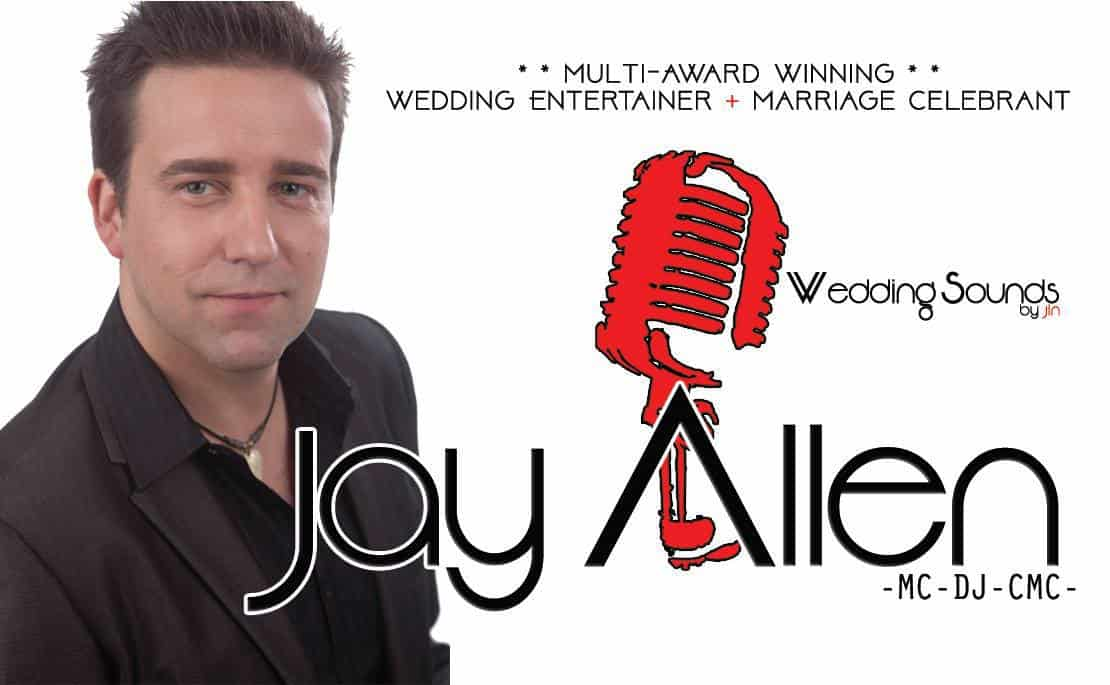 Weddings by Jay Allen - Celebrant + DJ/MC