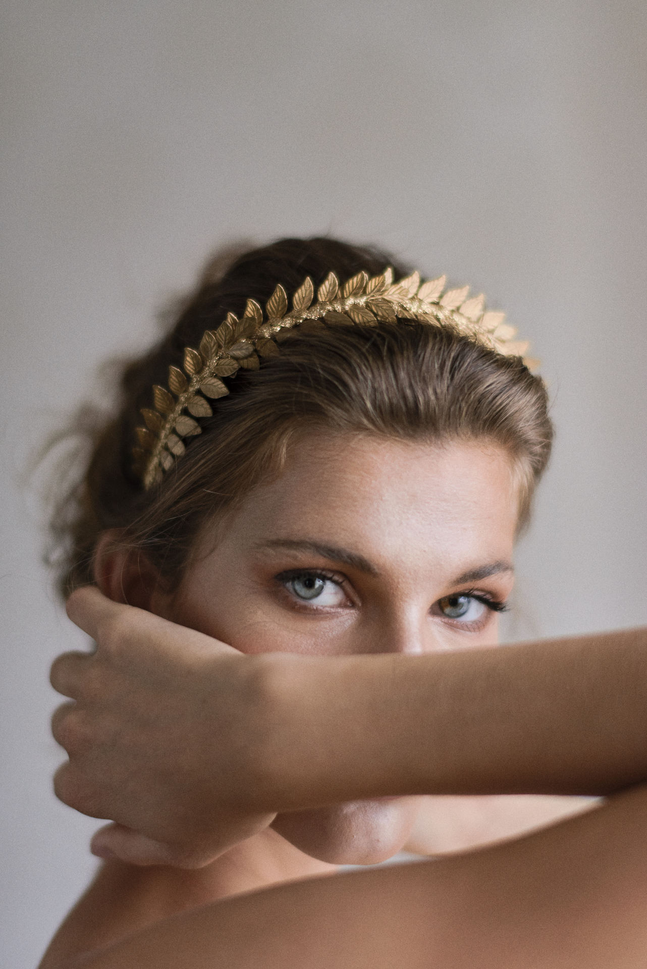 wedding headpiece | Bridal crown